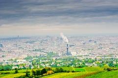 维也纳风景 免版税库存照片