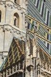 维也纳,奥地利, E U - 2016年6月05日:圣斯蒂芬的大教堂(S 库存照片