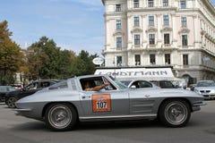 维也纳经典之作天 免版税库存图片