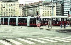 维也纳-奥地利 免版税库存图片