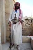也门流浪者 库存图片