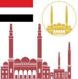 也门 免版税库存图片
