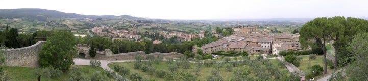 乡下意大利语 免版税库存图片