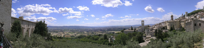 乡下意大利语 图库摄影