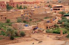 乡下摩洛哥人 免版税库存图片