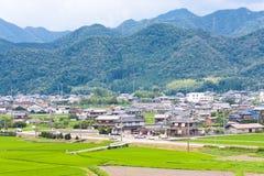 乡下日语 免版税库存图片
