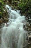 乡下瀑布 库存图片