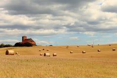 乡下苏格兰英国 免版税图库摄影