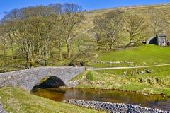 乡下英国风景 免版税库存照片