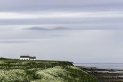 乡下风景在约翰o `少量附近的一个区域 免版税图库摄影