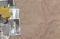 乡情概念 回忆录 与拷贝空间的减速火箭的葡萄酒背景 免版税库存照片