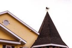 乡村模式的家庭装饰,牛仔样式 库存图片