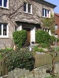 乡间别墅设计 德国 Quakenbrueck 库存照片