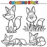 书五颜六色的彩图例证 库存例证