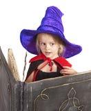 书儿童藏品巫婆 库存图片
