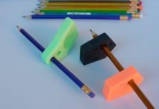 书写铅笔,石墨,设计,艺术,办公室,图画,对象,学校,木头,背景,教育 免版税库存照片