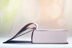 书后面 免版税图库摄影
