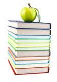 书和Apple 图库摄影