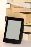 书和ebook 免版税图库摄影