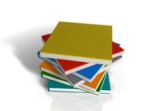 书堆 库存照片