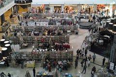 书市事件2014年 免版税库存照片