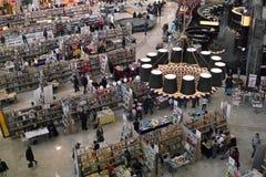 书市2014年 免版税库存照片