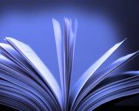 书开放页 库存图片