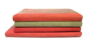 书旧书 免版税库存图片