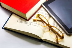 读书时间 免版税库存图片