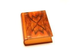 书木小箱的表单 免版税库存图片
