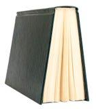 书查出的白色 库存照片