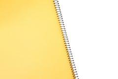 书查出的附注 免版税库存图片