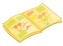 书照片 免版税库存照片