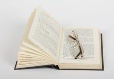 书玻璃 免版税图库摄影