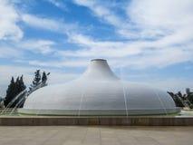 书的寺庙在以色列博物馆 免版税库存图片
