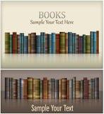 书的数字 免版税库存图片