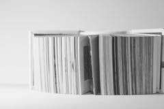 书的页 免版税库存照片