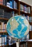 书知道读对世界 免版税库存照片