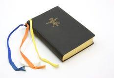 书祷告 库存图片