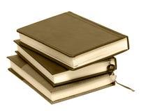 书签笔记本 图库摄影