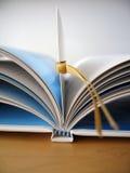书签 免版税库存照片