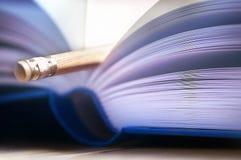 书签lesezeichen 免版税库存图片