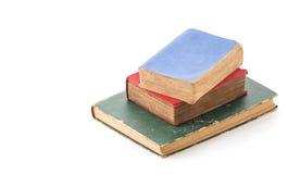 书老白色 免版税库存图片