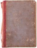书老被撕碎的葡萄酒 库存照片