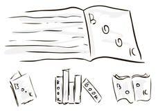 书草图  库存图片