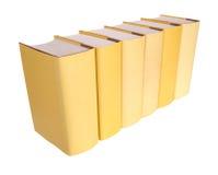 书荡桨黄色 库存照片