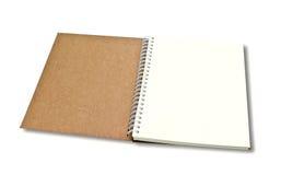 书褐色查出的附注影子木头 图库摄影