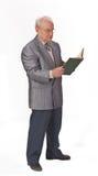 书读取 免版税库存照片