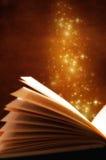 书魔术 免版税库存照片