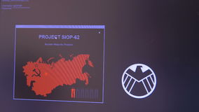 乱砍和技术概念 核武器计划 激活的项目 股票录像